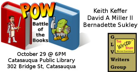 Battle of the Books – 2015