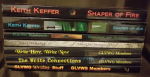 Anthologies and The Shaper Series